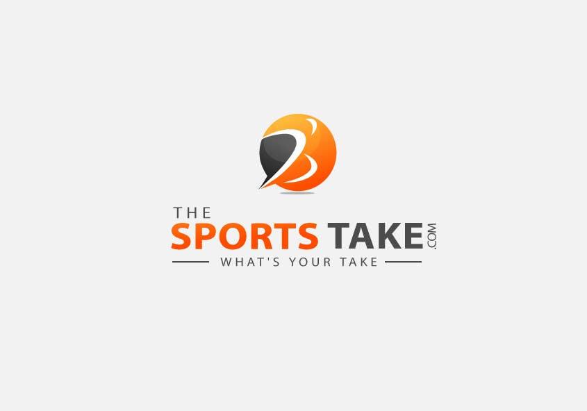 Inscrição nº 28 do Concurso para Logo Design for TheSportsTake.com GUARANTEED PAYOUT