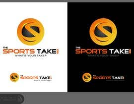 #52 untuk Logo Design for TheSportsTake.com GUARANTEED PAYOUT oleh Dewieq