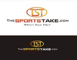 #97 untuk Logo Design for TheSportsTake.com GUARANTEED PAYOUT oleh saliyachaminda