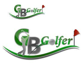 nº 2 pour Logo Design for GB Golfer par ouit