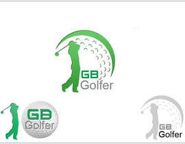 nº 11 pour Logo Design for GB Golfer par yaseenamin