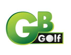 nº 3 pour Logo Design for GB Golfer par eak108