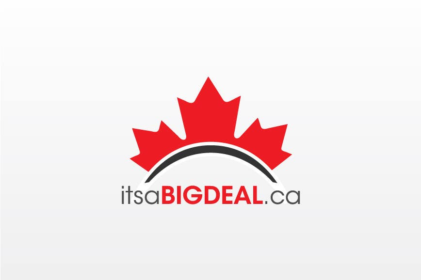 #59 for Logo Design for itsaBIGDEAL.ca by logoforwin
