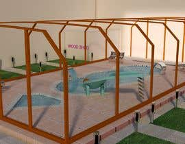 #47 for pool rendering for my house by wilsontiruvalla