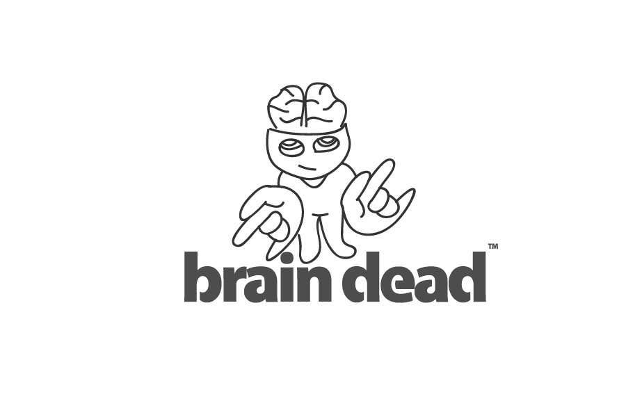 Penyertaan Peraduan #1 untuk Logo Design for brain dead