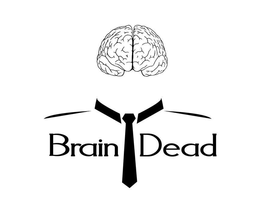 Penyertaan Peraduan #7 untuk Logo Design for brain dead