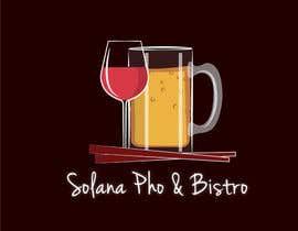 Nro 36 kilpailuun Design a Logo for Solana Pho & Bistro käyttäjältä maromi8