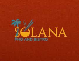 #30 для Design a Logo for Solana Pho & Bistro від cbarberiu