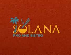 #30 för Design a Logo for Solana Pho & Bistro av cbarberiu