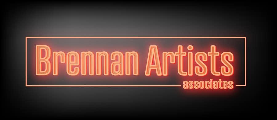 Contest Entry #115 for Design a Logo for Brennan Artists Associates