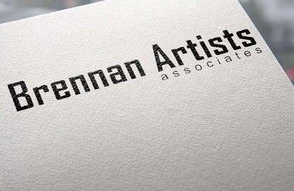 #65 for Design a Logo for Brennan Artists Associates by Saranageh90