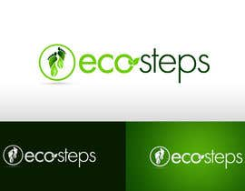 #654 for Logo Design for EcoSteps by twindesigner