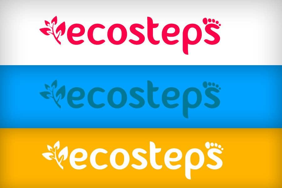 Contest Entry #                                        775                                      for                                         Logo Design for EcoSteps