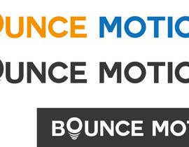 #120 for Design a Logo for Bouncemotion by Kvovtz