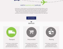 #2 for Build a Website for North Queensland Supplies by dinohrr