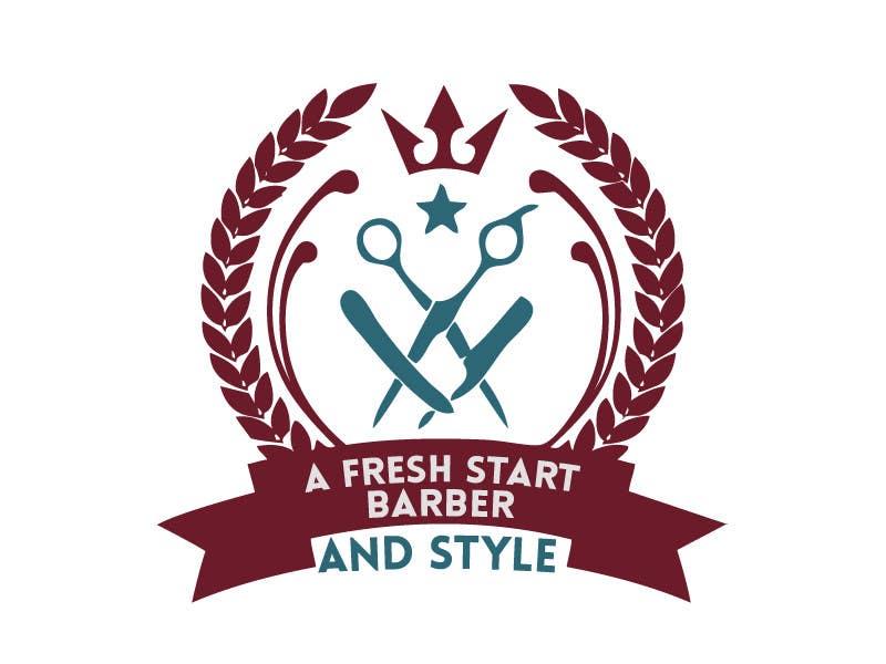 Contest Entry #27 for Design a Badge/Logo for Barbershop