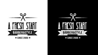 #32 för Design a Badge/Logo for Barbershop av picitimici