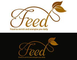 #152 for Design a Logo for 'FEED' - a new food brand and healthy takeaway store by cbarberiu