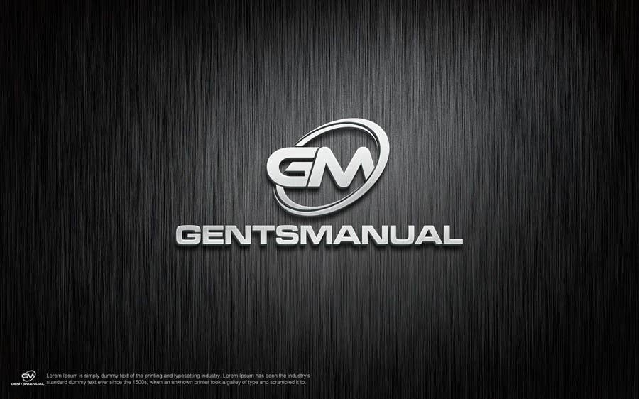 Contest Entry #84 for Design a Logo for GentsManual.com