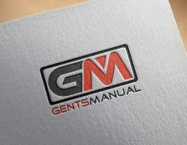 #86 for Design a Logo for GentsManual.com by cooldesign1