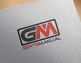#86 para Design a Logo for GentsManual.com por cooldesign1