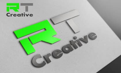 #32 for Design a Logo for RT creative by Saranageh90