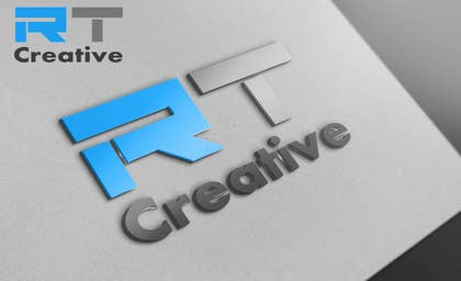 #33 για Design a Logo for RT creative από Saranageh90