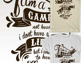 #23 , Design a sentence for a t-shirts print 来自 zikoblade