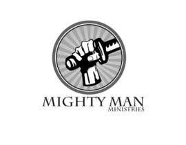#16 para Need a logo for Mighty Man Ministry de jaylordlegaspi