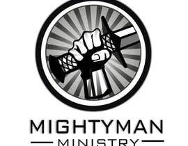 #18 για Need a logo for Mighty Man Ministry από margo09