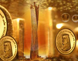 #21 for Design a Banner for Dubai gold application by Crions