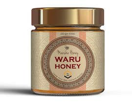 #31 for Waru Honey label by Gulayim