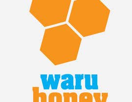 #53 för Waru Honey label av xalimorganx