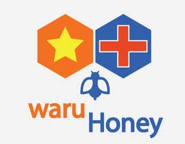 #58 for Waru Honey label by xalimorganx