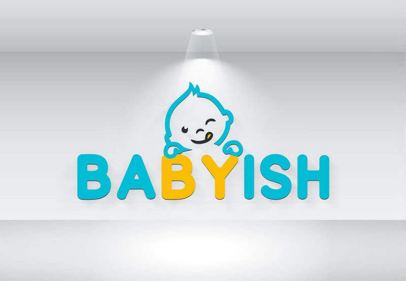 Contest Entry #                                        186                                      for                                         Logo for babyish
