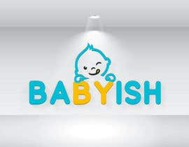 #186 for Logo for babyish by shohanjaman12129