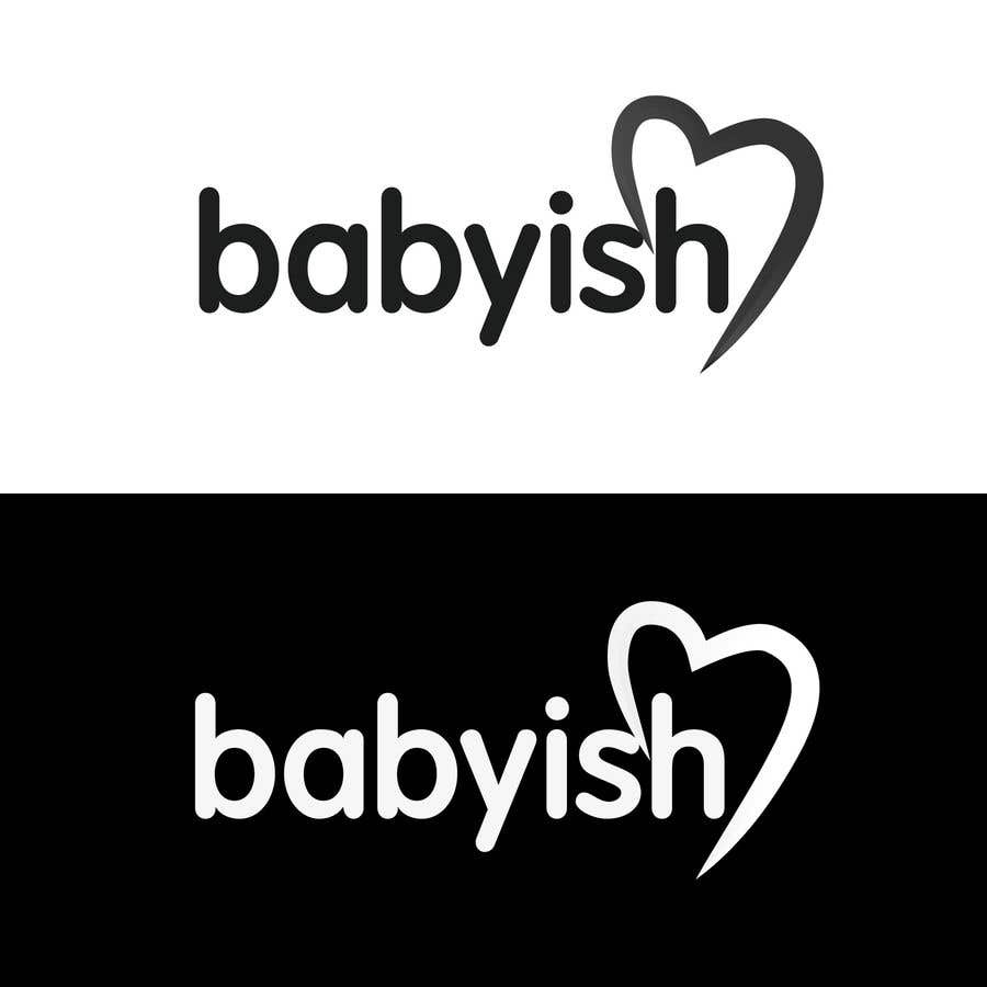 Contest Entry #                                        178                                      for                                         Logo for babyish
