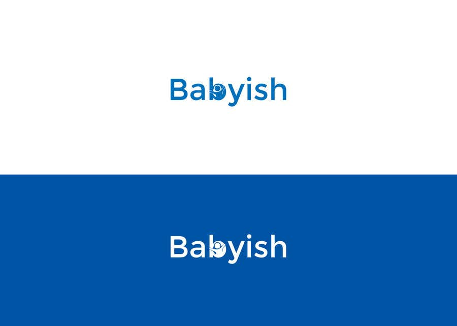 Contest Entry #                                        192                                      for                                         Logo for babyish