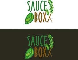 #321 для Sauce Boxx Logo от Helen2386