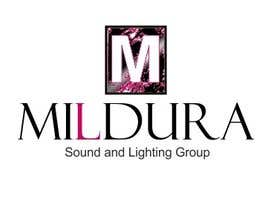#27 para Design a Logo for Mildura Sound and Lighting Group por stoilova
