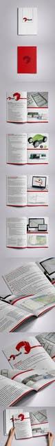 Miniatura da Inscrição nº 59 do Concurso para Brochure Design for Telematic Fleet Management System Company
