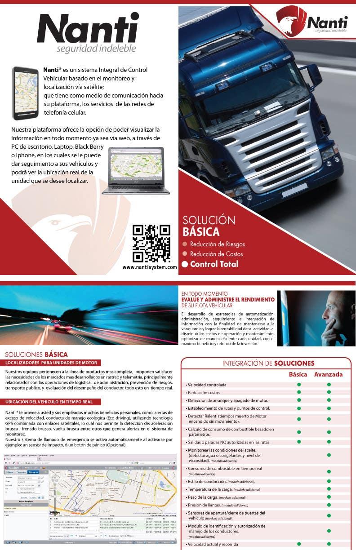 Inscrição nº 32 do Concurso para Brochure Design for Telematic Fleet Management System Company