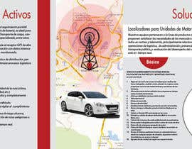 #29 for Brochure Design for Telematic Fleet Management System Company af MilicFamily