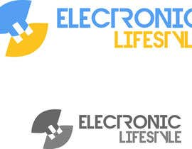 #24 para Logo Design for Electronic Lifestyle por uniqueboi91