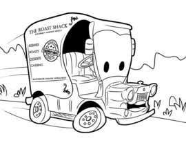CrowyDesign님에 의한 Illistrate a cartoon version of our promo car - Kids Colouring in Competition을(를) 위한 #11