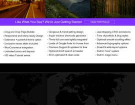 #22 para Design a Website Mockup for appkodes.com de hitusoni1992
