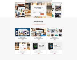#17 cho Design a Website Mockup for appkodes.com bởi arpit9009