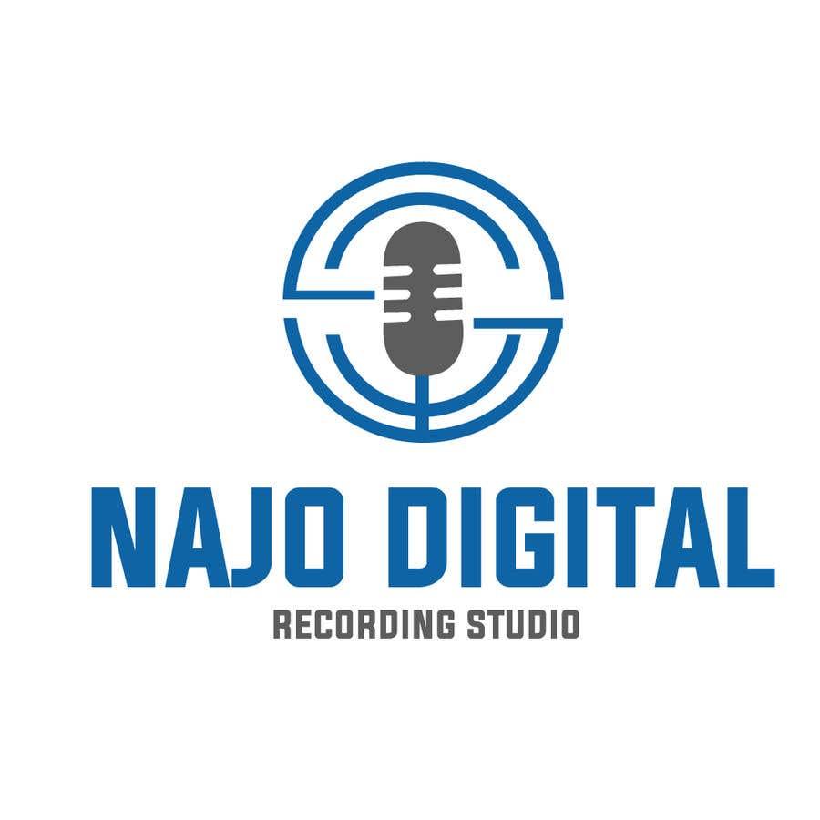 Kilpailutyö #                                        31                                      kilpailussa                                         I need a logo designed for Digital recording studio