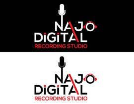 Nro 23 kilpailuun I need a logo designed for Digital recording studio käyttäjältä sahasumankumar66
