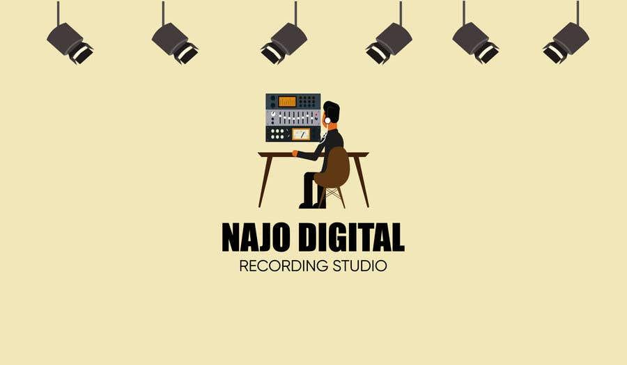 Kilpailutyö #                                        39                                      kilpailussa                                         I need a logo designed for Digital recording studio